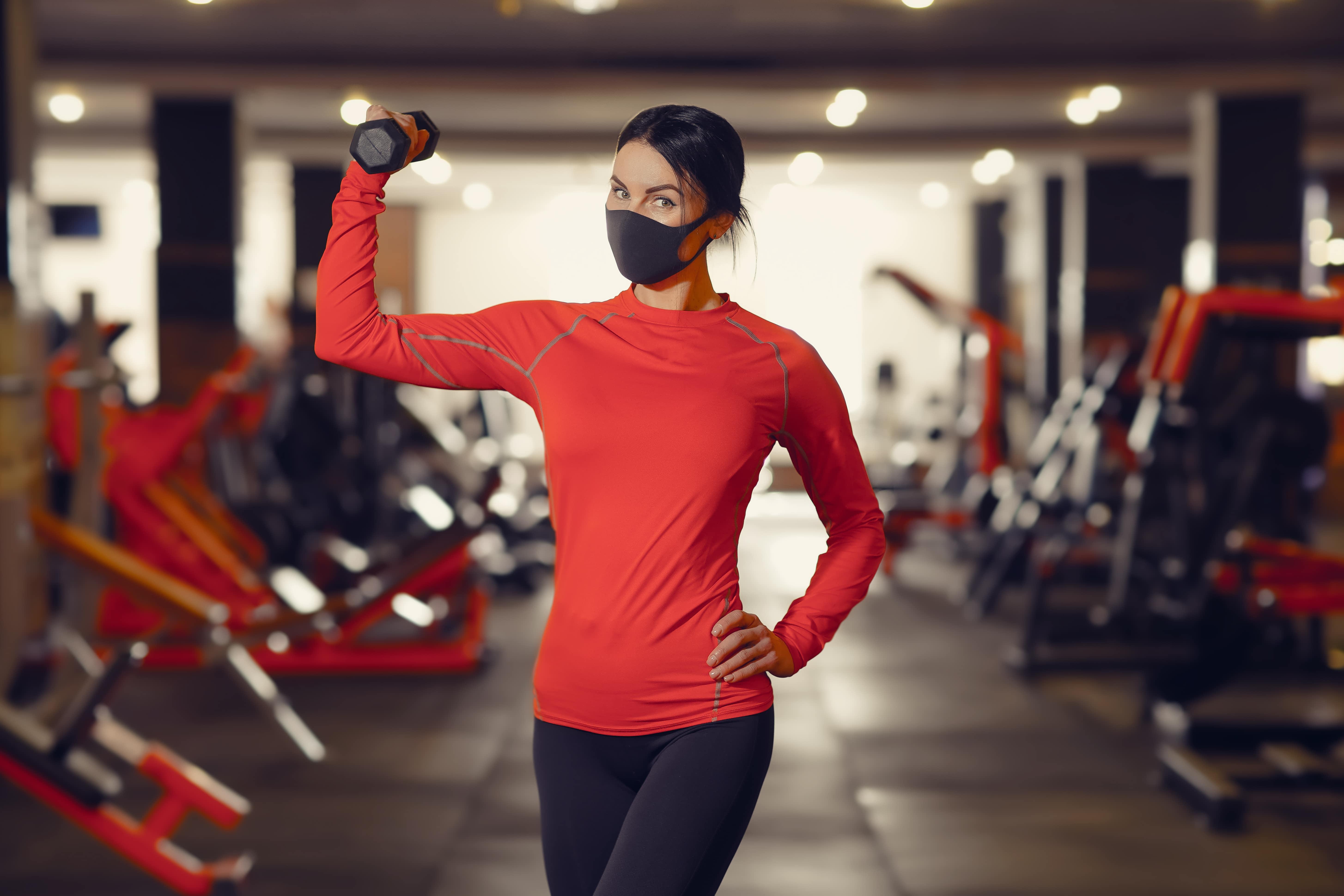 Medidas preventivas en clubes y gimnasios por COVID-19 (Nueva normalidad)