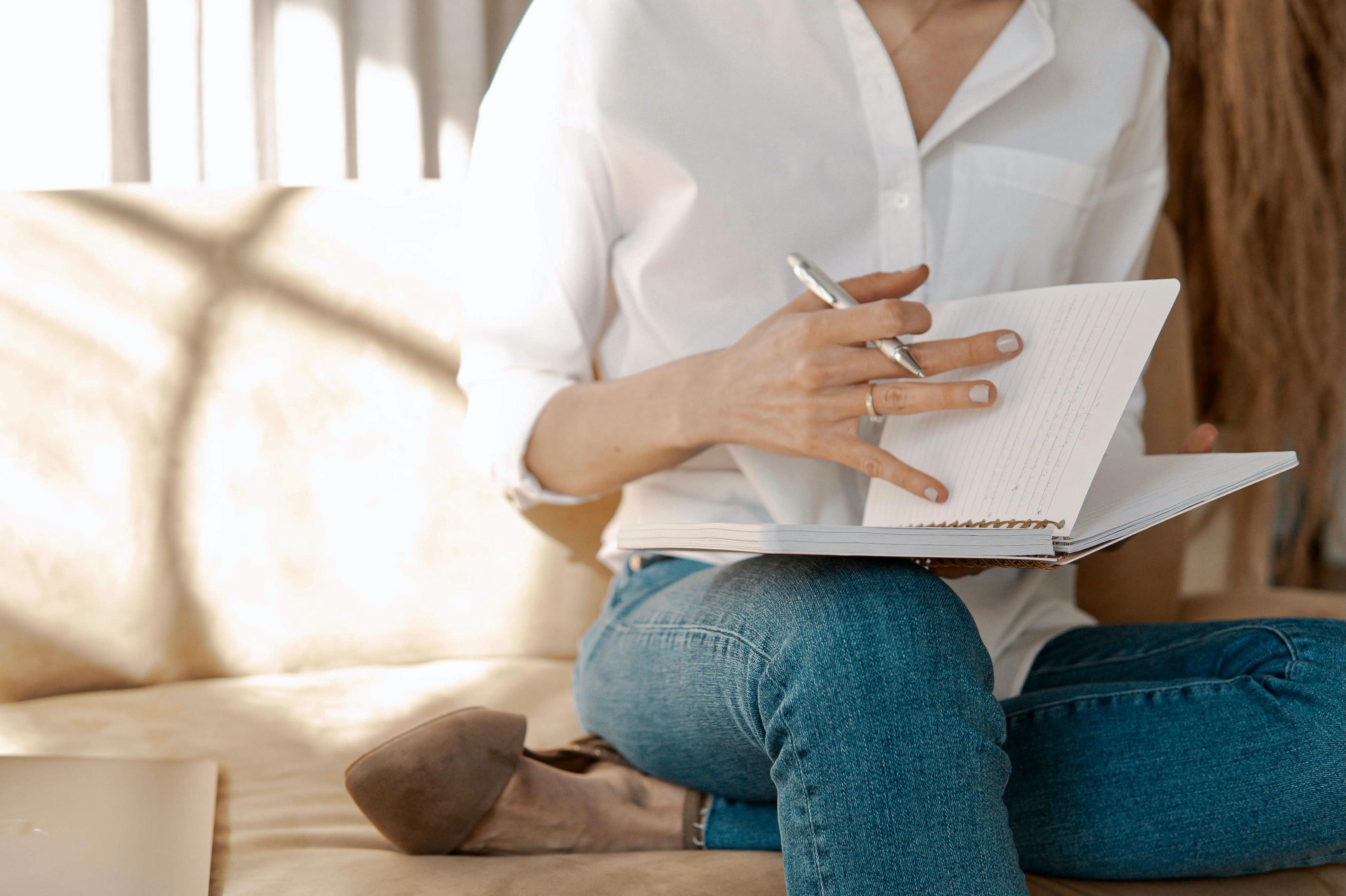 Journaling para mejorar la productividad