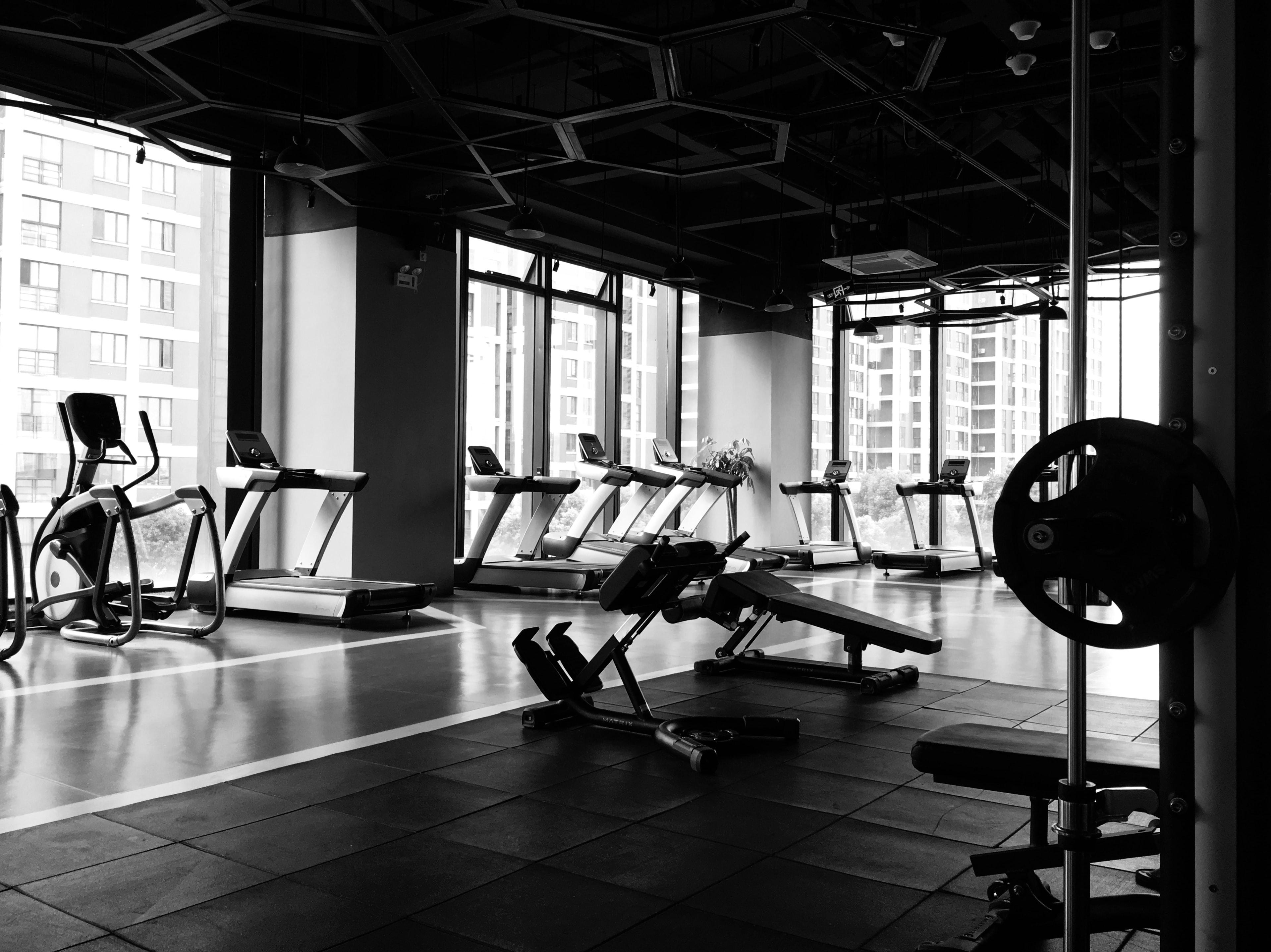 gimanasio y estudio fitness