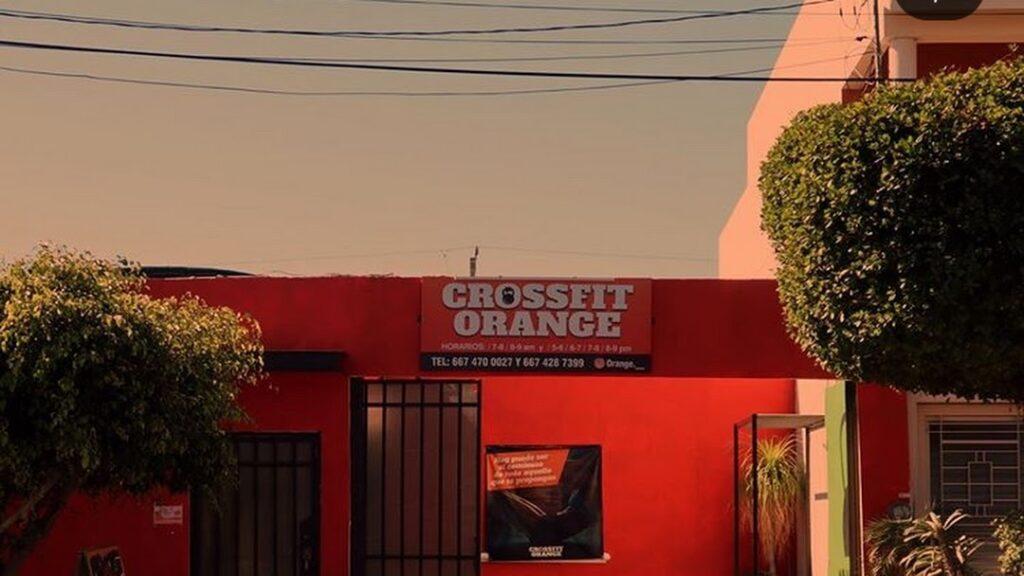 crossfit orange